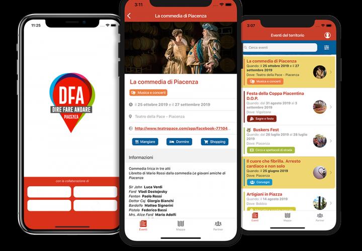 App – DFA Publievents