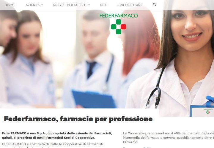 Sito web – FederFARMACO