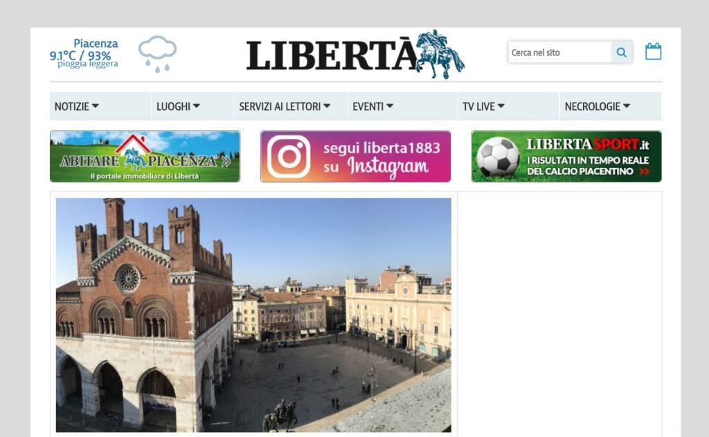 HomepageLiberta