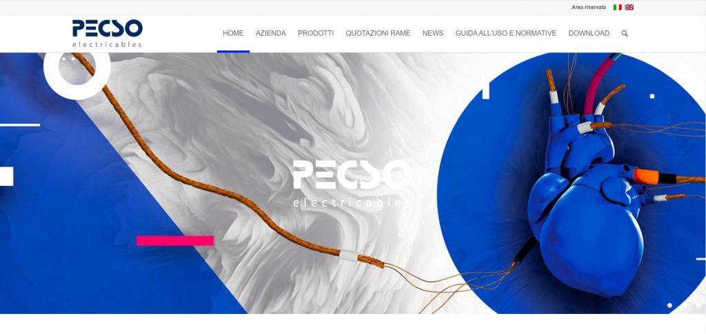 HomepagePecso