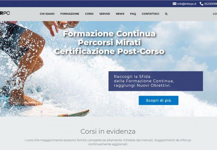 Sito web – Infor PC